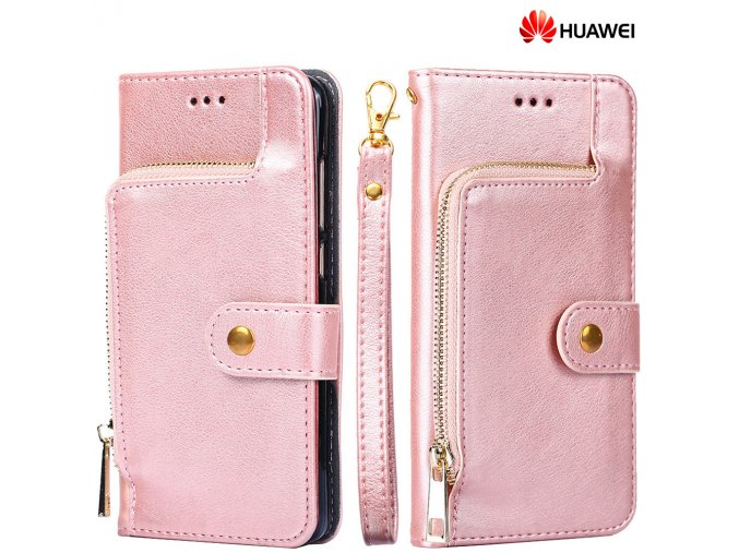 Luxusny penazenkovy obal Luxria pre iPhone, Samsung a Huawei 13