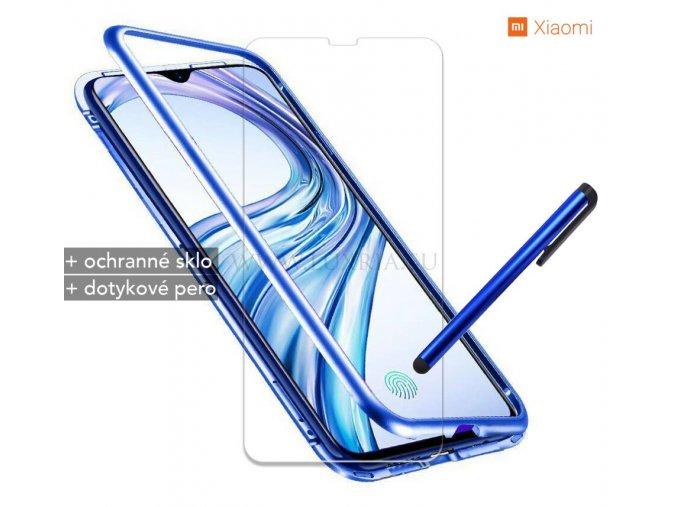 Magnetické púzdro Roybens Magnetic pre Xiaomi - Modré 1