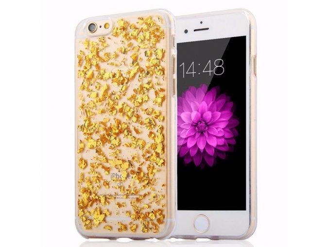 Zlatá Jemnosť iPhone Obal Luxria 1