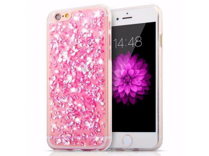 Ružová Jemnosť iPhone Obal Luxria 1