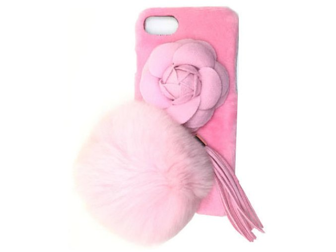 Plyšová Krása iPhone Obal 1