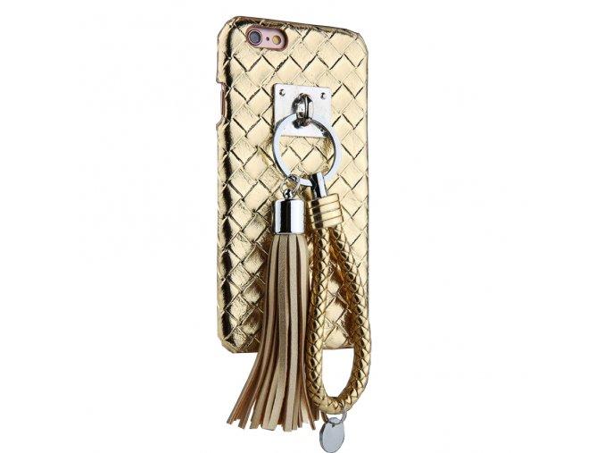 Luxury Gold iPhone 6s Plus, 6 Plus, 6s, 6 Obal Luxria 1