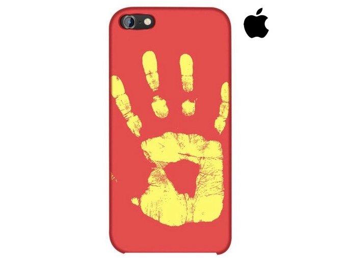Termo Magic Červený obal iPhone 6, 6s, 6 Plus, 6s Plus, 7, 7 Plus Luxria 1
