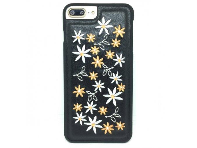 Elegant Flowers iPhone (8 Plus, 8, 7 Plus, 7, 6s Plus, 6 Plus)  + Ďaľší obal ako prekvapenie