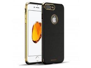 Shengo Elegant čierny iphone kryt 1