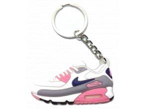 Prívesok Nike Air Max 90 Ružová (1)