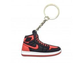 Prívesok Nike Air Jordan 1S Čierna (1)