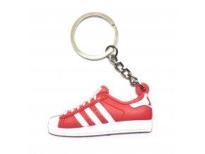 Prívesok Adidas Superstar Červená (1)
