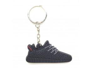 Prívesok Adidas YEEZY Boost 350 Čierna (1)