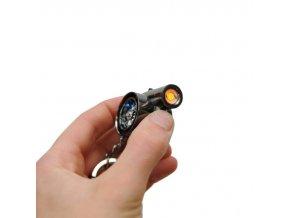 Prívesok Turba s otočnou vrtulkou, zapalovačom a BOV zvukom (1)