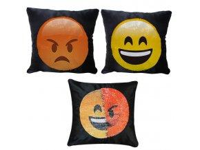 Meniaci Emoji Vankúš (1) 2