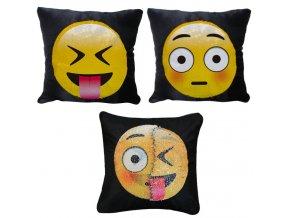 Meniaci Emoji Vankúš (1) 3