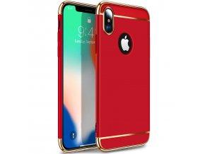 Majestic Gold obal pre iphone X červený (5)