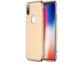 Majestic Gold obal pre iphone X zlatý (2)