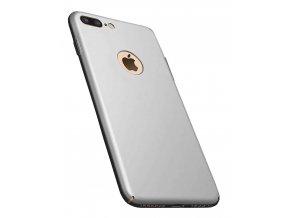 Slim Elegance iPhone 7 Plus, 7 black Silver obal Luxria 1