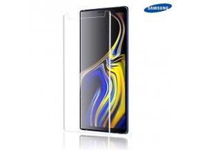 Ochrané sklo na celu plochu displeja pre SAmsung Galaxy. Full size Luxria sklo