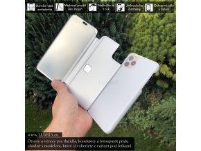 Roybens Clear View knižkový obal pre Huawei 1