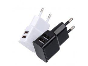 Nabíjačka Remax Double USB - Dve farby 1