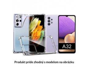 Luxria Clear Absorb Samsung - silikonovy obal pre samsung 1
