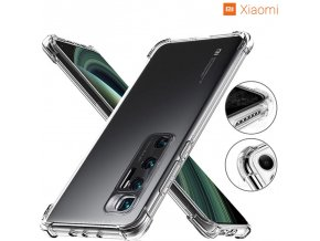 Silikónové Púzdro Luxria Clear Absorb pre Xiaomi Priehľadné