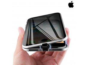 Magneticky obal pre iPhone s funkciou ochrany sukromia 26