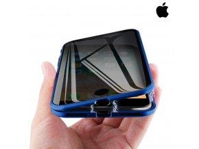 Magneticky obal pre iPhone s funkciou ochrany sukromia 4