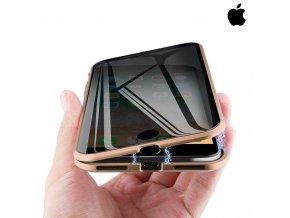 Magneticky obal pre iPhone s funkciou ochrany sukromia 9