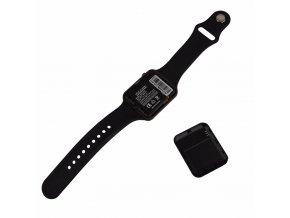 Luxria Classic A1 Cierne smartwatch 3