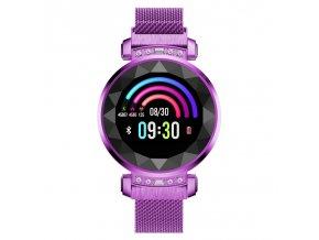 Luxria SmartWatch SL08 - fialove