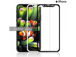 3D Ochranné tvrdené sklo pre Apple iPhone X/XS Luxria 1