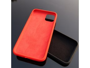 Silikónové púzdro Luxria Premium pre Huawei - Červené 1