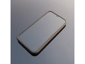 Silikónové púzdro Luxria Premium pre Huawei - Čierne 1