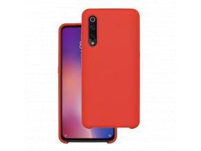 Púzdro Luxria Premium pre Xiaomi Červené (Liquid Silicone & Soft Touch)