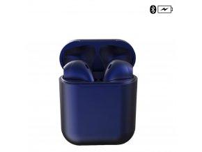 Luxria inPods 12 Matte bluetooth slúchadlá s nabíjacím púzdrom 17