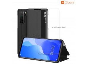 Púzdro Luxria SmartCase pre Xiaomi cierne copy