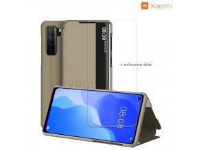 Púzdro Luxria SmartCase pre Xiaomi - Zlatá