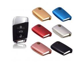 Luxria Car Key Case I Ochranný obal pre klúče značky VW, Skoda, Seat (20)