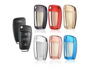 Luxria Car Key Case I Ochranný obal pre klúče značky Audi (1)