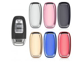 Luxria Car Key Case I Ochranný obal pre klúče značky Audi (2)
