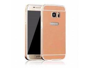 Ružové Zrkadlo Obal Samsung Luxria 1