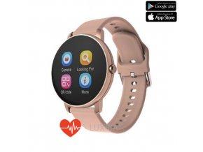 luxria smartwatch p8 inteligentne hodinky celokovove 21