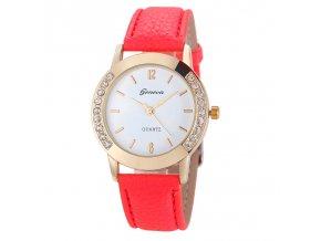 Elegant DiamondsRed hodinky luxria 1