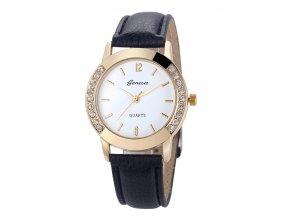 Elegant Diamonds Black hodinky luxria 1