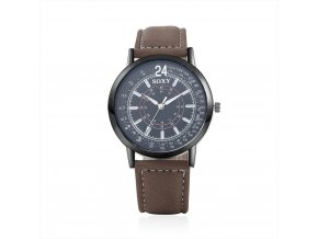Military Brown Hodinky Luxria 1
