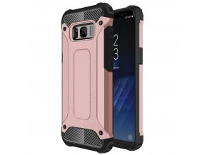 Samsung Galaxy S8 : S8 Plus Armor Obal Ružový 1