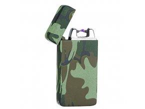Camouflage Plazmový zapaľovač Luxria (1)