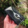 Diamond Swan Black iPhone obal pre iPhone Luxria (13)