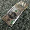 Poker Hracie karty strieborné 100 Dollar (4)