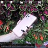Otvaracie puzdro Roybens Clear View pre iPhone, Samsung, Huawei, Xiaomi a Honor ruzove luxria (5)