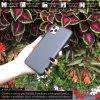 Otvaracie puzdro Roybens Clear View pre iPhone, Samsung, Huawei, Xiaomi a Honor cierne luxria (3)